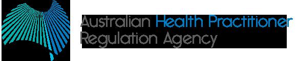 Australian health practitioner logo